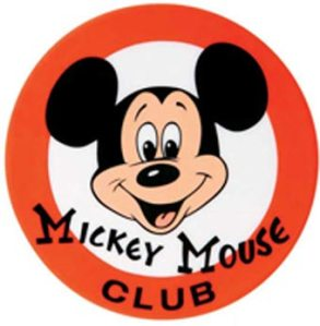WDCCMICKEYMOUSECLUBPLAQUE