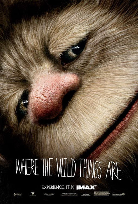 Where The Wild Things Are Movie
