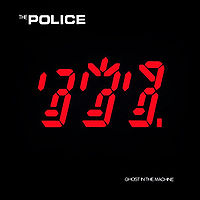 The Police - Ghost In The Machine Album
