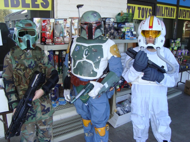 Toy Anxiety Toy Drive 2008