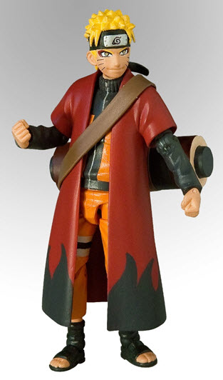SDCC 2010 Exclusive #51: Naruto Shippuden: Sage Mode Naruto