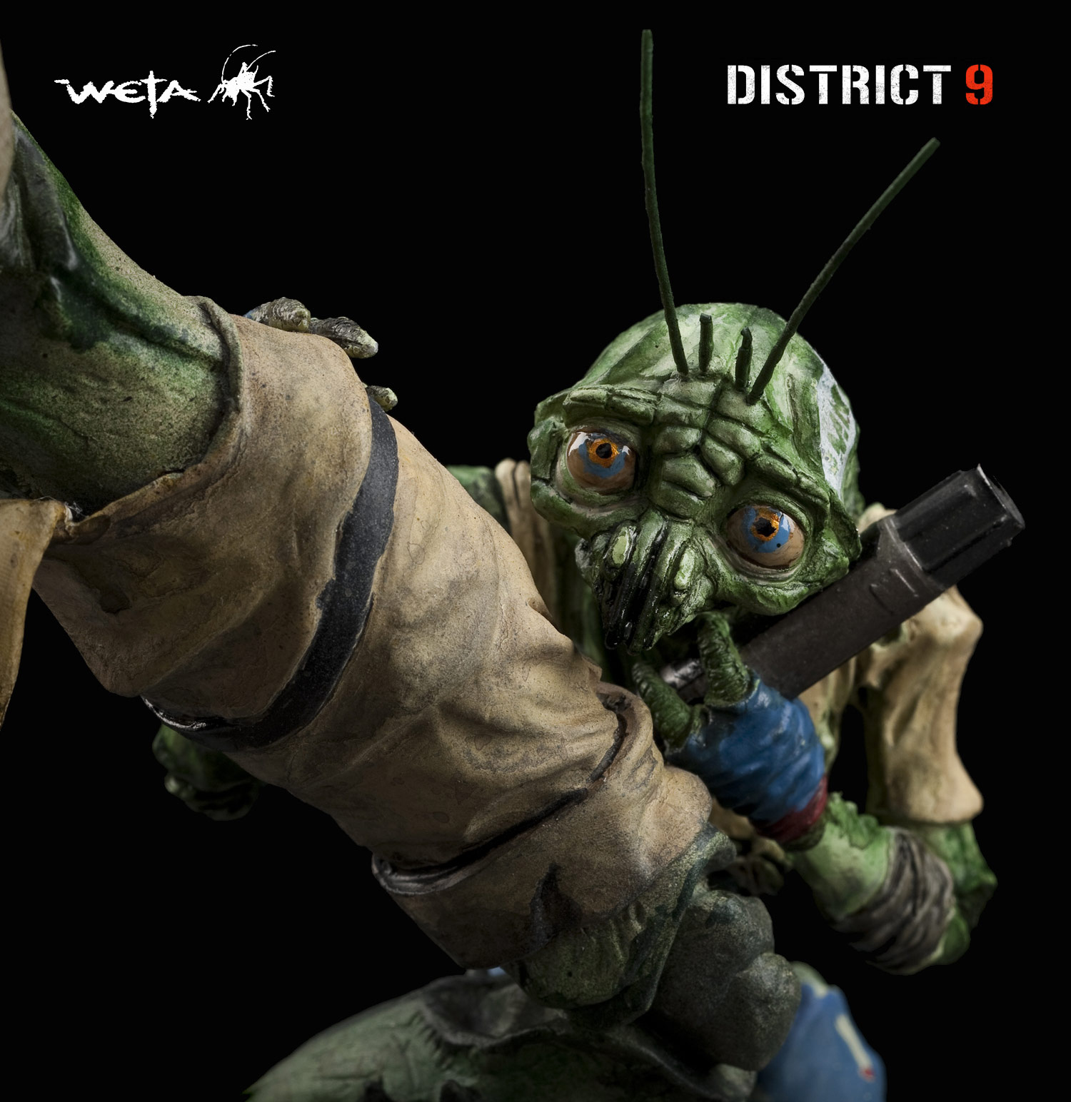 Posted in District 9 (Movie),
