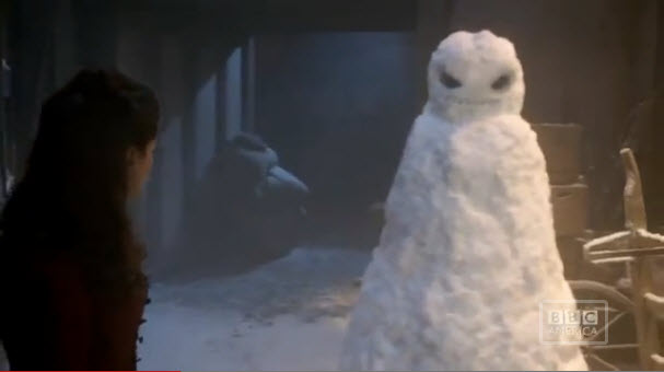 Dr. Who - The Snowmen