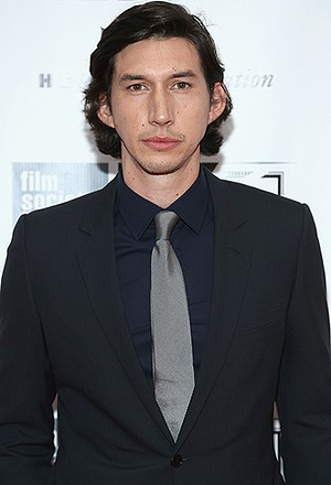 Adam Driver to star in Star Wars: Episode VII. Photo: Getty Images