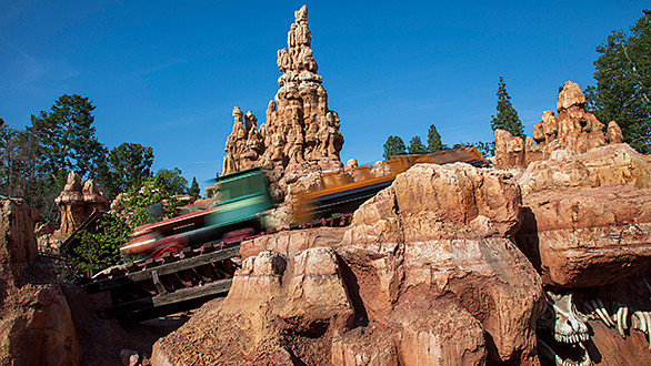 Thunder Mountain Railroad - The LA Times