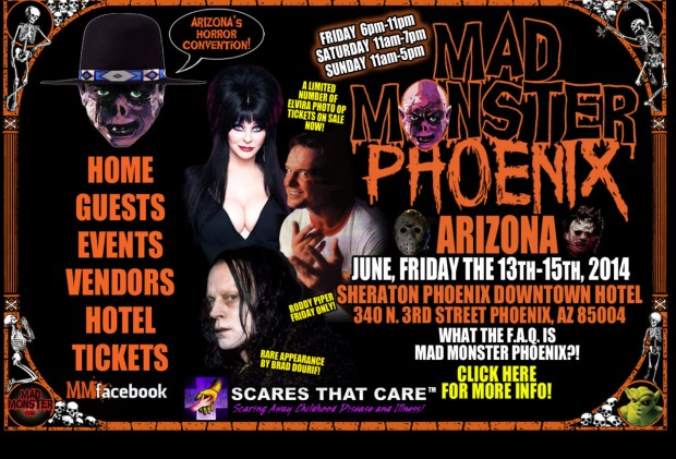 Mad Monster Convention